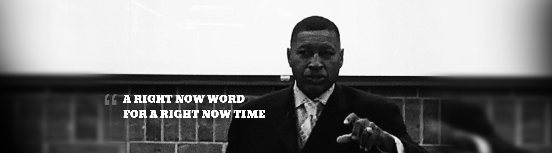 Powerhouse of Deliverance - A Right Now Word For A Right Now Time