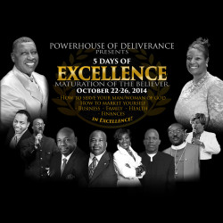 Powerhouse of Deliverance - Fall Conference 2014 CD