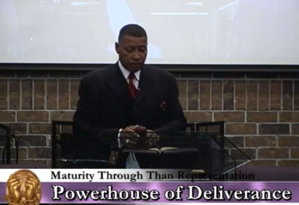 Powerhouse of Deliverance - Maturity through Representation