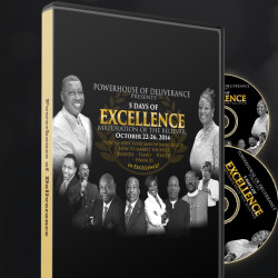 Powerhouse of Deliverance - Fall Conference 2014 dvd